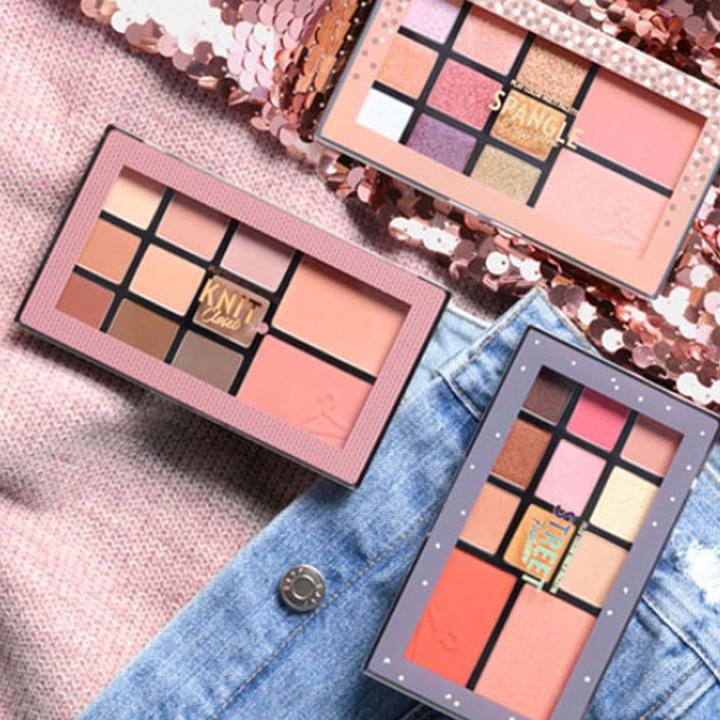 Phấn Mắt & Má Hồng Etude House Play Color Multi Palette