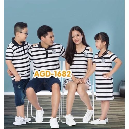 Váy áo gia đình đẹp