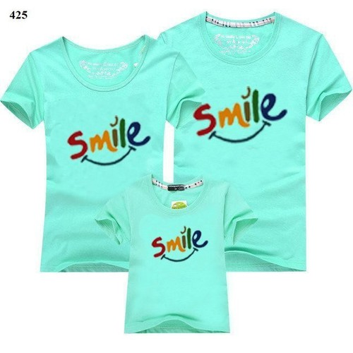 áo smile gia đình