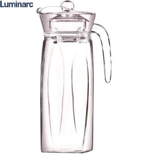 Bình nước thủy tinh Luminarc Flame 1.3L - J8535