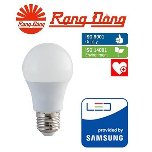 Bóng đèn led  cảm biến 9W Rạng Đông mã A60-9w.RAD-Ánh sáng trắng