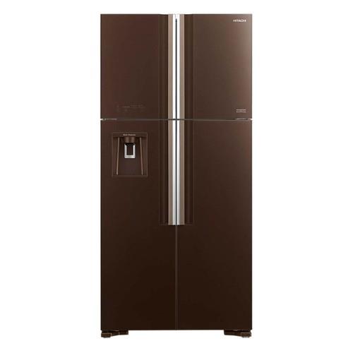 Tủ lạnh 4 cửa Hitachi Inverter 540 lít R-FW690PGV7X-GBW - 7015682 , 16958795 , 15_16958795 , 26349000 , Tu-lanh-4-cua-Hitachi-Inverter-540-lit-R-FW690PGV7X-GBW-15_16958795 , sendo.vn , Tủ lạnh 4 cửa Hitachi Inverter 540 lít R-FW690PGV7X-GBW