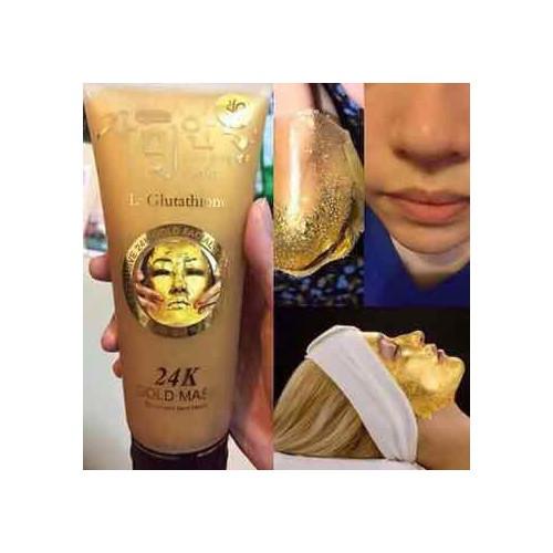 Mặt nạ Vàng 24k Gold mask L-Glutathione Hàn Quốc - 7008605 , 16953730 , 15_16953730 , 130000 , Mat-na-Vang-24k-Gold-mask-L-Glutathione-Han-Quoc-15_16953730 , sendo.vn , Mặt nạ Vàng 24k Gold mask L-Glutathione Hàn Quốc