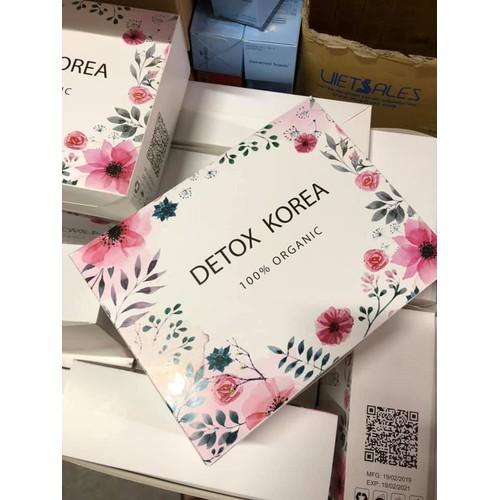 Trà giảm cân Detox  korea - 7020284 , 16962002 , 15_16962002 , 133000 , Tra-giam-can-Detox-korea-15_16962002 , sendo.vn , Trà giảm cân Detox  korea