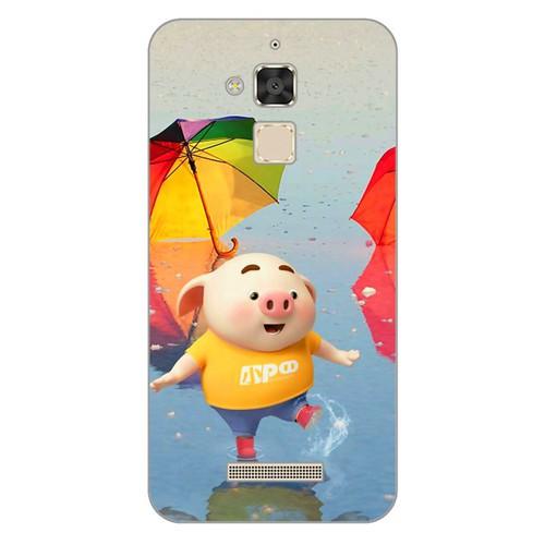 Ốp lưng điện thoại asus zenfone 3 max zc520tl - Pig 23