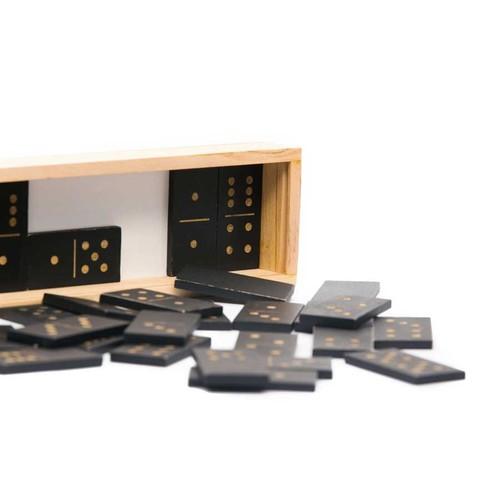 Bộ domino truyền thống bằng gỗ thông minh