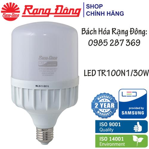 Bóng Đèn LED Trụ 30W Rạng Đông - SAMSUNG ChipLED - 4613921 , 16961577 , 15_16961577 , 188000 , Bong-Den-LED-Tru-30W-Rang-Dong-SAMSUNG-ChipLED-15_16961577 , sendo.vn , Bóng Đèn LED Trụ 30W Rạng Đông - SAMSUNG ChipLED
