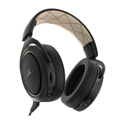Tai nghe Corsair HS70 Wireless SE Black
