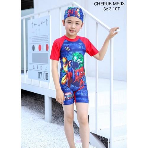 Đồ bơi liền quần bé trai 2-5 tuổi KHÔNG KÈM NÓN - 7008536 , 16953634 , 15_16953634 , 145000 , Do-boi-lien-quan-be-trai-2-5-tuoi-KHONG-KEM-NON-15_16953634 , sendo.vn , Đồ bơi liền quần bé trai 2-5 tuổi KHÔNG KÈM NÓN