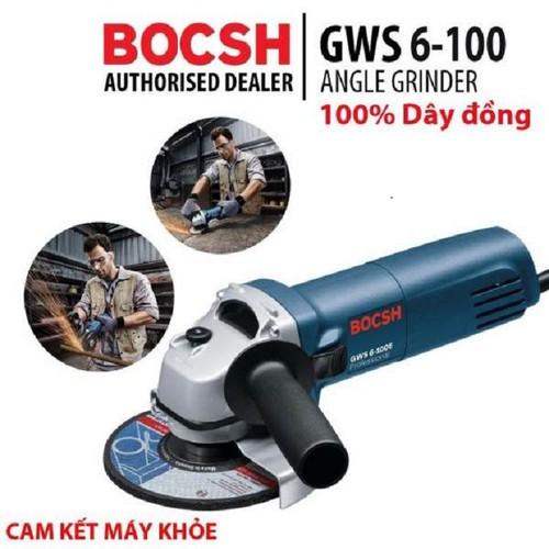 Máy mài cầm tay Bocsh GW 6-100 - Máy mài góc, máy cắt , máy cưa đa năng - 7006638 , 16952426 , 15_16952426 , 379000 , May-mai-cam-tay-Bocsh-GW-6-100-May-mai-goc-may-cat-may-cua-da-nang-15_16952426 , sendo.vn , Máy mài cầm tay Bocsh GW 6-100 - Máy mài góc, máy cắt , máy cưa đa năng