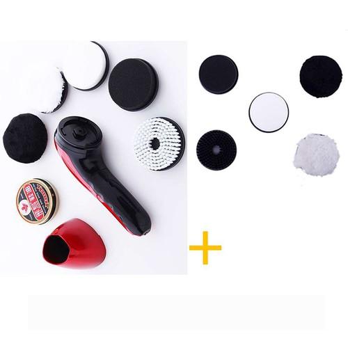 Máy đánh giày mini cầm tay tiện dụng