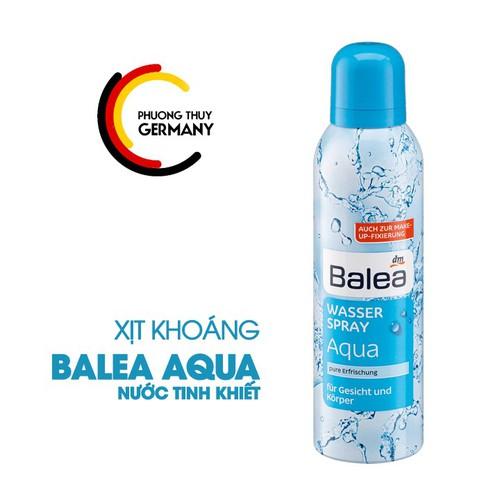 Xịt khoáng của Đức - Balea Aqua 150ml - 4614164 , 16964916 , 15_16964916 , 160000 , Xit-khoang-cua-Duc-Balea-Aqua-150ml-15_16964916 , sendo.vn , Xịt khoáng của Đức - Balea Aqua 150ml