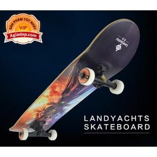 Ván trượt chuyên nghiệp SkateBoard - Phi thuyền mặt đất Landyard - Thông minh của Agiadep - Agiadep401 thumbnail