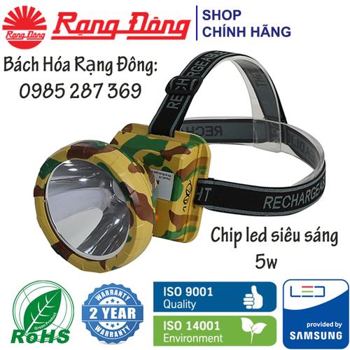 Chia sẻ:  0 Đèn LED Đội Đầu SẠC ĐIỆN, Siêu Sáng Rạng Đông 5W