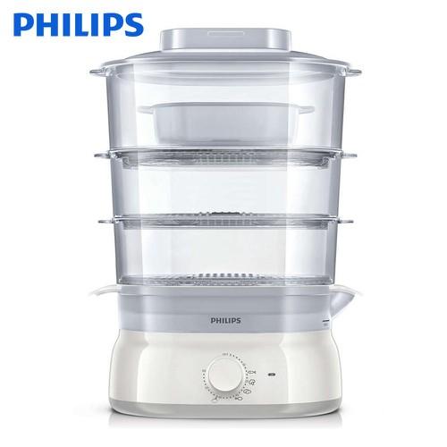 Nồi hấp điện Philips HD9125 - 7010287 , 16955009 , 15_16955009 , 1777000 , Noi-hap-dien-Philips-HD9125-15_16955009 , sendo.vn , Nồi hấp điện Philips HD9125
