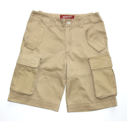 Quần đùi shorts nam Kaki túi hộp Bé trai từ 6-15 tuổi