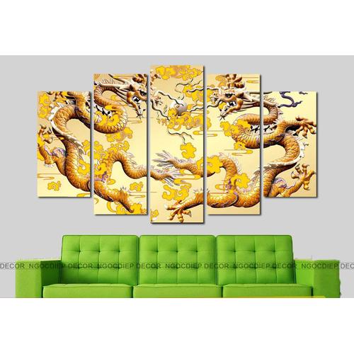 Tranh treo tường - tranh rồng