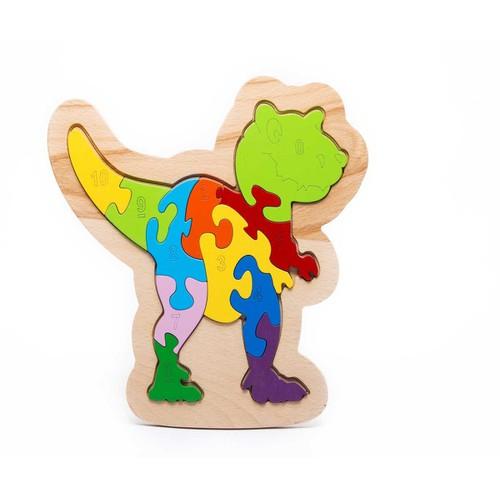 Tranh ghép khủng long bạo chúa T-rex - 7022410 , 16963431 , 15_16963431 , 110000 , Tranh-ghep-khung-long-bao-chua-T-rex-15_16963431 , sendo.vn , Tranh ghép khủng long bạo chúa T-rex