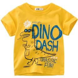Áo phông cho bé mẫu khủng long