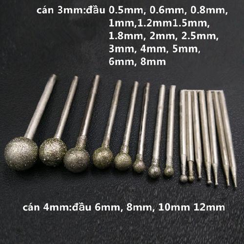 Mũi mài khắc đầu kim cương - 4613009 , 16954178 , 15_16954178 , 139000 , Mui-mai-khac-dau-kim-cuong-15_16954178 , sendo.vn , Mũi mài khắc đầu kim cương