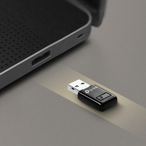 Bộ thu Wifi USB TP LINK WN823N. tốc độ 300Mbps. Hàng Chính Hãng.