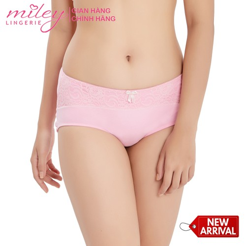 Quần lót cotton lưng cao Miley Lingerie FCM1200