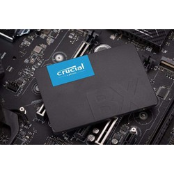 Ổ cứng SSD Crucial BX500 3D NAND SATA III 2.5 inch 240GB - OCUNGSSD02