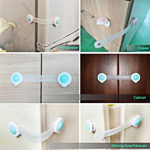 01 cặp khóa tủ lạnh siu bền