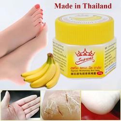Kem Đặc Trị Nứt Gót Chân Khô Da Hiệu Quả VILLUTRA Banana 20g Hàng Thái