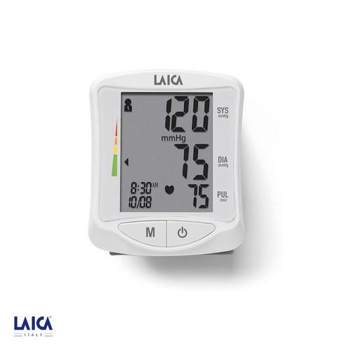 Máy đo huyết áp điện tử cổ tay LAICA BM1006 - 4612949 , 16954084 , 15_16954084 , 897000 , May-do-huyet-ap-dien-tu-co-tay-LAICA-BM1006-15_16954084 , sendo.vn , Máy đo huyết áp điện tử cổ tay LAICA BM1006