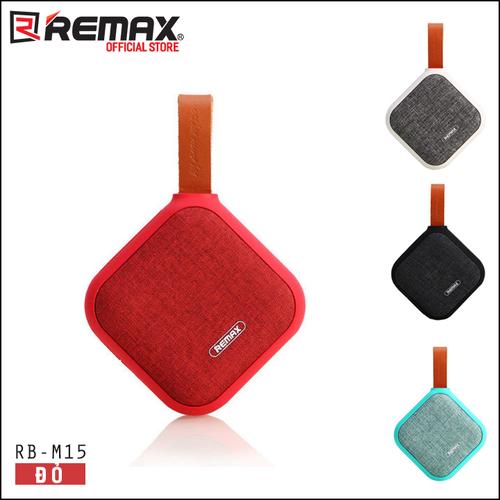 Loa Bluetooth Remax RB-M15 chống nước chuẩn IP5X - ĐỎ - 7060133 , 16983201 , 15_16983201 , 475000 , Loa-Bluetooth-Remax-RB-M15-chong-nuoc-chuan-IP5X-DO-15_16983201 , sendo.vn , Loa Bluetooth Remax RB-M15 chống nước chuẩn IP5X - ĐỎ