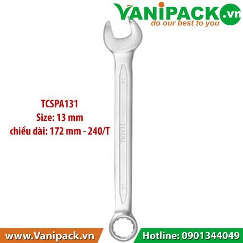 Cờ lê vòng miệng 13mm Total TCSPA131 - 7042988 , 16974455 , 15_16974455 , 30030 , Co-le-vong-mieng-13mm-Total-TCSPA131-15_16974455 , sendo.vn , Cờ lê vòng miệng 13mm Total TCSPA131