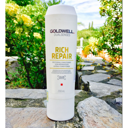 Dầu Xả GOLDWELL Phục Hồi Tóc Dualsenses Rich Repair Conditioner 200ml