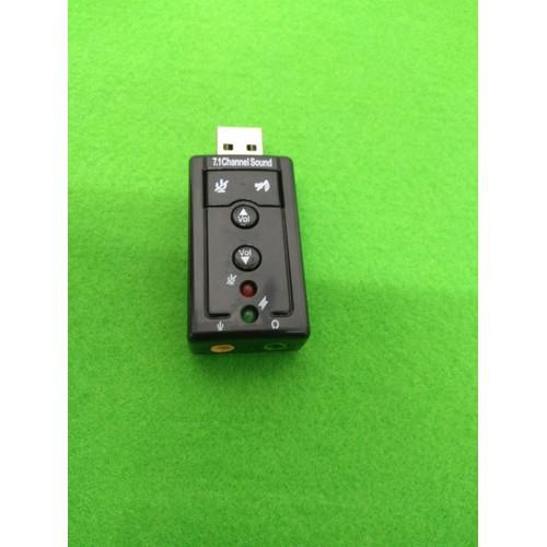 USB cho ra Sound Âm thanh 7.1 cực hay bổ trợ cho tai nghe khi Laptop không có or 1 cổng AUX - 7053427 , 16979296 , 15_16979296 , 51000 , USB-cho-ra-Sound-Am-thanh-7.1-cuc-hay-bo-tro-cho-tai-nghe-khi-Laptop-khong-co-or-1-cong-AUX-15_16979296 , sendo.vn , USB cho ra Sound Âm thanh 7.1 cực hay bổ trợ cho tai nghe khi Laptop không có or 1 cổng AU
