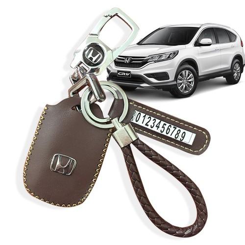 Bao da kiêm móc chìa khóa xe ô tô Honda cao cấp chìa 2 nút - 7058923 , 16982714 , 15_16982714 , 290000 , Bao-da-kiem-moc-chia-khoa-xe-o-to-Honda-cao-cap-chia-2-nut-15_16982714 , sendo.vn , Bao da kiêm móc chìa khóa xe ô tô Honda cao cấp chìa 2 nút