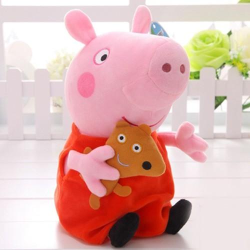 Gấu Bông Heo bông Peppa Pig 40cm