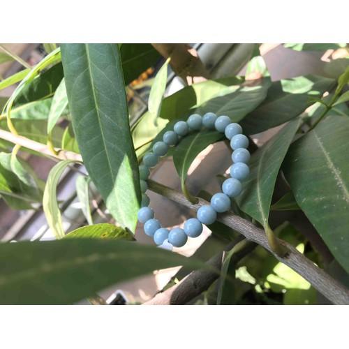 vòng tay aquamarine 9ly