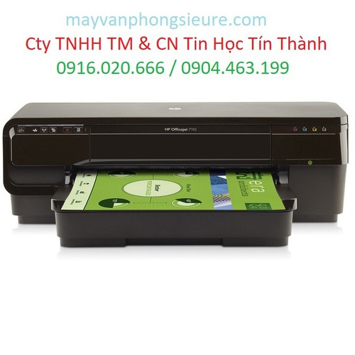 Máy in phun màu khổ A3 HP OfficeJet 7110