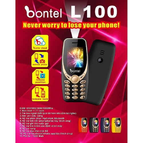 Điện thoại phổ thông giá rẻ Bontel L100