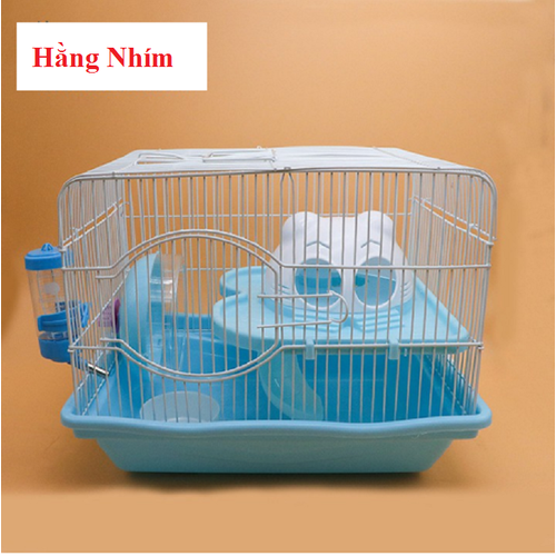 Lồng hamster - Lồng Mèo Cửa tròn