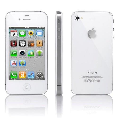 IPHONE 4 TRẮNG