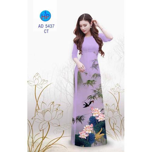 vải may áo dài hoa sen - 4618232 , 16991481 , 15_16991481 , 300000 , vai-may-ao-dai-hoa-sen-15_16991481 , sendo.vn , vải may áo dài hoa sen