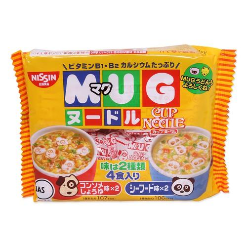 Mì Mug Nissin Nhật Bản ăn dặm cho bé - 7062626 , 16984354 , 15_16984354 , 79000 , Mi-Mug-Nissin-Nhat-Ban-an-dam-cho-be-15_16984354 , sendo.vn , Mì Mug Nissin Nhật Bản ăn dặm cho bé