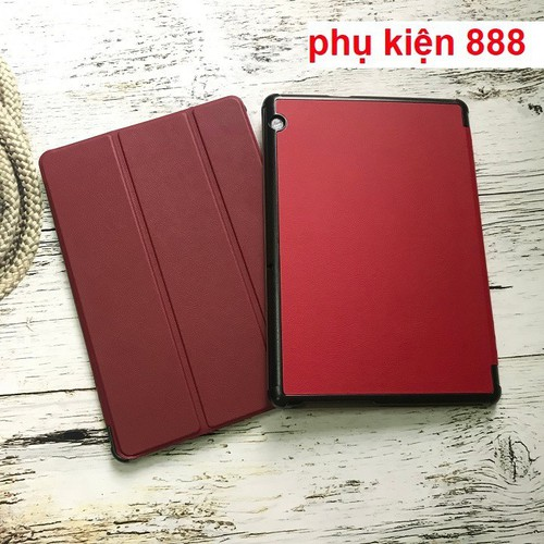 Bao da Huawei MediaPad T5 10 T510 cao cấp nhiều màu