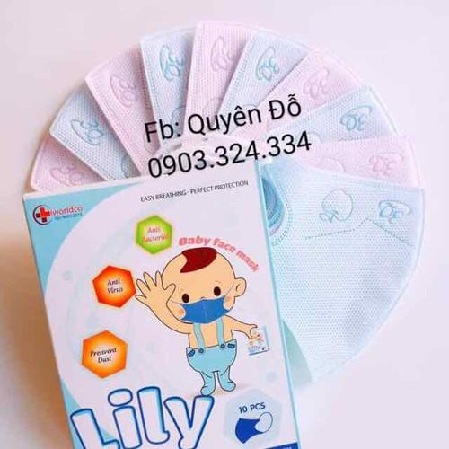 Combo 100 hộp khẩu trang y tế trẻ em Lily - 7073515 , 16989555 , 15_16989555 , 1300000 , Combo-100-hop-khau-trang-y-te-tre-em-Lily-15_16989555 , sendo.vn , Combo 100 hộp khẩu trang y tế trẻ em Lily