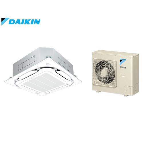 Máy lạnh âm trần đa hướng thổi 1 chiều Inverter Daikin 4.0HP FCF100CVM + Remote không dây