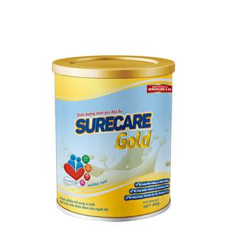 Sữa Surecare Gold 450g dinh dưỡng đầy đủ cân đối cho người lớn - surecaregold3 thumbnail