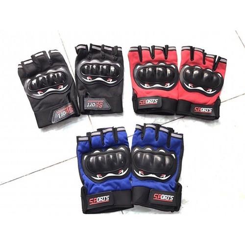 Bao tay hở ngón có Gù bảo vệ bàn tay, tích hợp nhám sần tăng độ bám tay khi lái xe - 7068905 , 16987432 , 15_16987432 , 90000 , Bao-tay-ho-ngon-co-Gu-bao-ve-ban-tay-tich-hop-nham-san-tang-do-bam-tay-khi-lai-xe-15_16987432 , sendo.vn , Bao tay hở ngón có Gù bảo vệ bàn tay, tích hợp nhám sần tăng độ bám tay khi lái xe