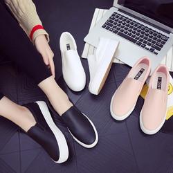 Giày Mọi Da Nữ