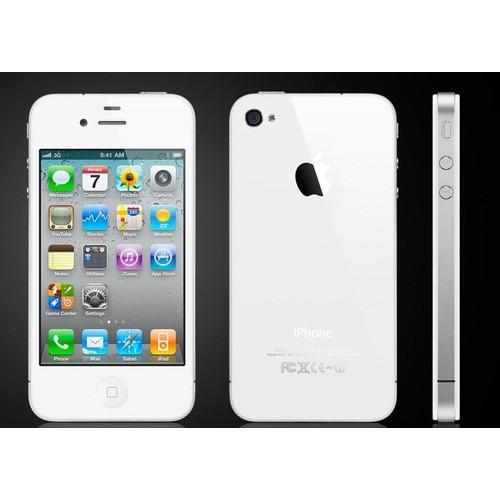 [TGDT]ĐIỆN THOẠI IPHONE 4-8GB FULLBOX LIKENEW